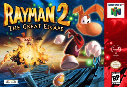 rayman-2-the-great-escape